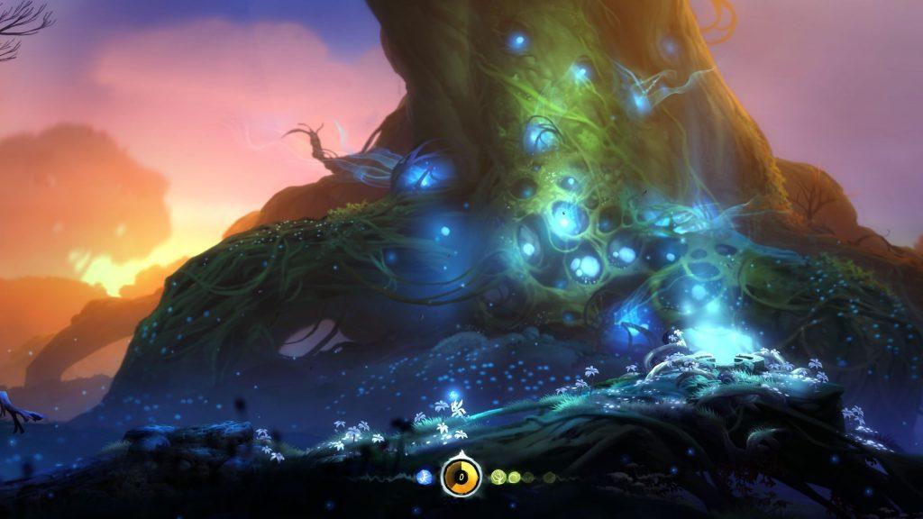 Ein Screenshot aus Ori